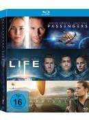 Amazon.de: Arrival / Life / Passengers Limited Blu-ray Edition für 4,97€ + VSK