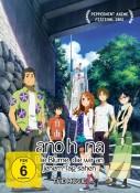 Animeversand.com: Anohana – Die Blume die wir an jenem Tag sahen – Film [DVD] für 9,99 + VSK