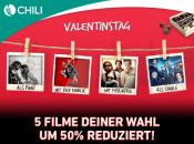 chili.com: 50% Rabatt auf ausgewählte Filme z.B MEG oder The Equalizer 2 für 1,99€ leihen
