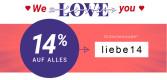 Medimops.de: Valentinstag – 14% Rabatt auf ALLES! (gültig bis 15.02.2019, 10 Uhr)
