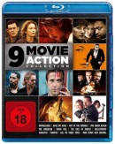 [Vorbestellung] Media-Dealer.de: 9 Movie Action Collection (Blu-ray) für 20,97€ + VSK