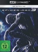 Amazon.de: Spider-Man 3 (4K Ultra HD) für 8€ bzw. Spider-Man 2 (4K Ultra HD) für 8,73€ + VSK