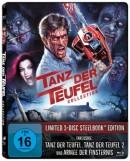 Alphamovies.de: Tanz der Teufel Trilogie Steelbook [Blu-ray] für 15,94€!