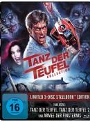 Alphamovies.de: Tanz der Teufel Trilogie Steelbook [Blu-ray] für 19,94€!