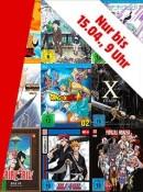 Amazon kontert MediaMarkt.de: 3für2 auf Animes [Blu-ray oder DVD]