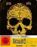 Amazon.de Blitzangebot: Sicario 2 (Steelbook) [UHD + Blu-ray] für 19,97€ inkl. VSK