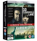 Zoom.co.uk: Cloverfield/10 Cloverfield Lane [2 UHD Blu-ray + 2 Blu-ray] für ~18€ inkl. Versand