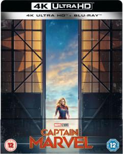 Captain Marvel 4K
