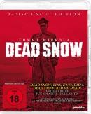 Amazon.de: Dead Snow – Double Feature/Uncut Edition [Blu-ray] für 9€ inkl. VSK