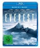 Amazon.de: Everest [3D + 2D Blu-ray] für 10,79€ + VSK