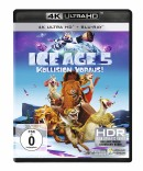 Amazon.de: Ice Age 5 – Kollision voraus! [4K Ultra HD + Blu-ray] für 17,90€ + VSK