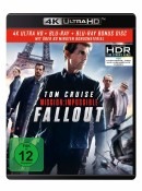 Amazon.de: Mission: Impossible 6 – Fallout (4K Ultra HD) (+ Blu-ray 2D) (+ Bonus Blu-ray) für 20,39€ + VSK