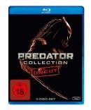 MediaMarkt.de: Predator Collection 1-3 Uncut [Blu-ray] für 11€ (nur Filialbholung/Restposten)