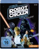 Amazon.de: Robot Chicken Star Wars Trilogy (Episodes I and II and III) [Blu-ray] für 8,89€ + VSK