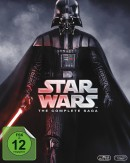 Amazon.de: Star Wars – The Complete Saga (Standard Version) [9 Blu-rays] für 59,99€ inkl. VSK