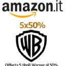 Amazon.it: Aktuelle Aktionen (z.B. 5 Filme kaufen und 50% Rabatt erhalten)