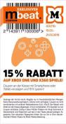 [Offline] Müller: 15% Rabatt auf alle Xbox Spiele (Nur heute)