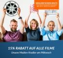 ReBuy.de: 15% Rabatt auf alle Filme