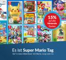 ReBuy.de: 15 % Rabatt auf alle Nintendo Games (bis 10.03.2019)