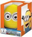 Amazon.de: Minions & Ich – einfach unverbesserlich 1&2 [3 Blu-ray] Geschenkset + Lampe für 15€ + VSK