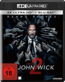Amazon.de:  John Wick: Kapitel 2 – (4K Ultra HD Blu-ray + Blu-ray) für 12,69€ inkl. VSKa.