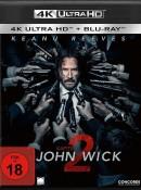 MediaMarkt.de: Gönn dir Dienstag – z.B. John Wick: Kapitel 2 [4k UHD + Blu-ray] für 13€ + VSK