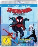 Moluna.de: Spider-Man: A new Universe 3D [Blu-ray 3D + Blu-ray] für 10,94€ + VSK