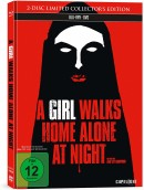 Dodax.de/Amazon.de: A Girl Walks Home Alone at Night (Mediabook) [Blu-ray + DVD] für 9,85€ inkl. VSK