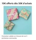 Amazon.fr: 10€ Gutschein ab 50€ MBW bis 25.04.19