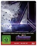 [Vorbestellung] Amazon.de: Avengers Endgame (limitiertes Steelbook) [3D + 2D Blu-ray] 39,99€ inkl. VSK