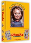 [Vorbestellung] Media-Dealer.de: Chucky – Die Mörderpuppe – 2-Disc Good Guy Edition [Blu-ray+DVD] für 39,99€ + VSK