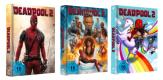 Amazon.de: Deadpool 2 Mediabook Character (2 Blu-rays & 1 DVD) [Blu-ray] für 20,59€ + VSK
