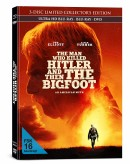 [Vorbestellung] Amazon.de: The Man Who Killed Hitler and Then The Bigfoot (Mediabook) [UHD + BD + DVD] für 24,42€ + VSK