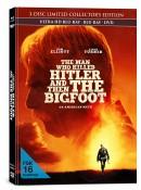 [Vorbestellung] Amazon.de: The Man Who Killed Hitler and Then The Bigfoot (Mediabook) [UHD + BD + DVD] für 24,42€ + VSK