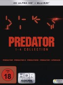 Amazon.de: Predator 1-4 – Box [4K UHD Blu-rays + 4 Blu-rays] für 59,97€ + VSK