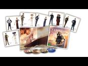 [Vorbestellung] Saturn.de: TITANIC Special Collector's Edition inkl. Soundtrack (4 Discs + Art Cards) [Blu-ray + DVD] für 24,99€ inkl. VSK