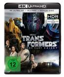 Amazon.de: Transformers 5 – The Last Knight (4K Ultra HD) (+ Blu-ray) (+ Bonus-Disc) und Transformers – Kinofilm (4K Ultra HD) (+ Blu-ray 2D) für je 16,99€ + VSK