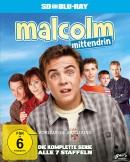 Amazon.de: Malcolm mittendrin – Die komplette Serie (Staffel 1-7) [SD on Blu-ray] für 79,99€ inkl. VSK