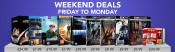Zoom.co.uk Weekend Deals: 4 UHD Blu-rays für je 10,26€ + VSK