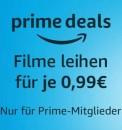 Amazon.de: Prime Deals – 12 Leihfilme für je 0,99€
