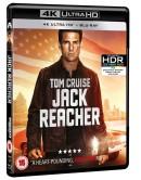 Zoom.co.uk: Weekend Deals z.B. Jack Reacher 4K [UHD + Blu-ray] für 10,56€ + VSK