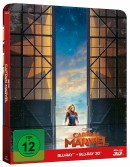 CeDe.de: Captain Marvel Limited Steelbook [4K Ultra HD Blu-ray] für 23,49€ inkl. VSK