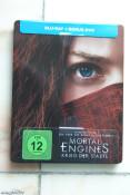 [Review] Mortal Engines Krieg der Städte – Steelbook Edition