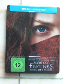 [Review] Mortal Engines Krieg der Städte – Steelbook Edition