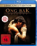 Thalia.de: Ong-Bak Trilogy [Blu-ray] für 5,90€ inkl. VSK