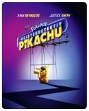 Amazon.de: Pokémon Meisterdetektiv Pikachu (3D + 2D Steelbook) [Blu-ray] für 16,50€ + VSK