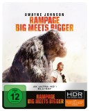 Saturn.de: Weekend Deals u.a. Rampage: Big Meets Bigger (SteelBook) – (4K Ultra HD Blu-ray) für 19€
