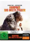 Saturn.de: Weekend Deals u.a. Rampage: Big Meets Bigger (SteelBook) – (4K Ultra HD Blu-ray) für 19€