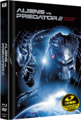 [Vorbestellung] Eyk-Media.de: Aliens vs. Predator 2 (3 limitierte Mediabooks) [Blu-ray + DVD] für 30€ + VSK