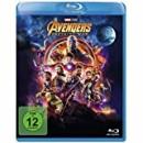 Amazon.de: Avengers – Infinity War [Blu-ray] für 8,99€ uvm.